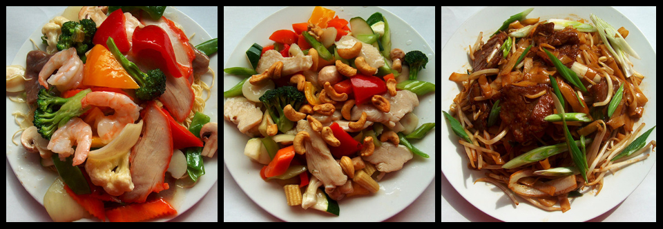 Chinese Food Dishes from Chinese Express Takeout Mississauga